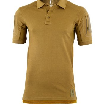 Shadow Strategic Shadow Elite:OPERATOR POLO SHIRT  COYOTE / Medium