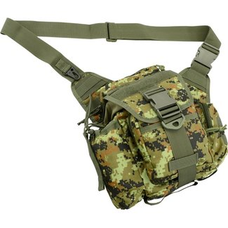 Shadow Strategic:CROSS POUCH. Coyote