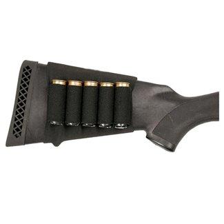Shadow Elite:Buttstock Shot Gun Shell holder (OPEN) Black