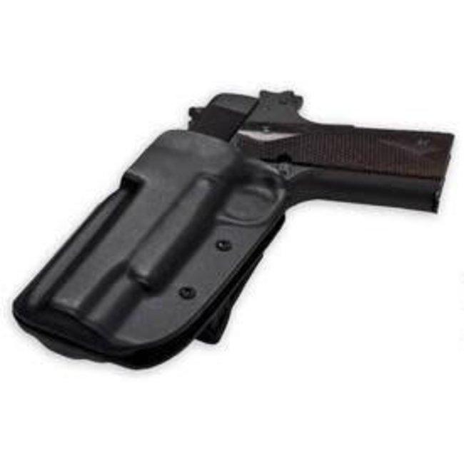 BladeTech Glock 17/22/31 Left Hand D/OS TL Black Holster