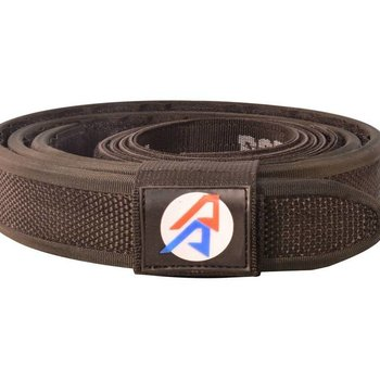 Double Alpha Double Alpha Premium Belt Black 46''