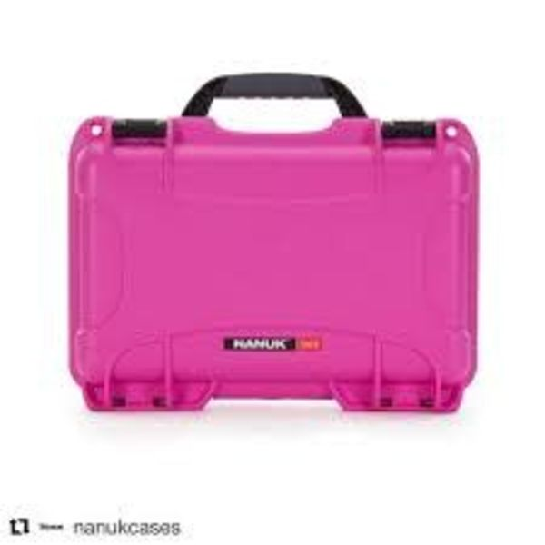Nanuk Nanuk case with foam insert for Glock 909