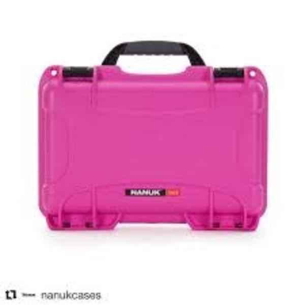Nanuk Nanuk case with foam insert for Glock-pink 909