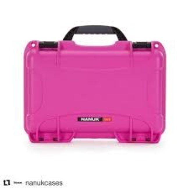 Nanuk case with foam insert for Glock 909