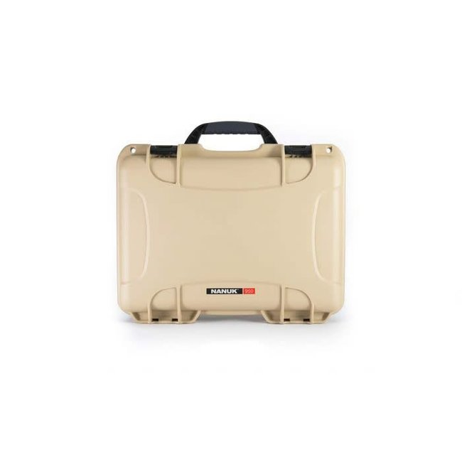 Nanuk Case with Foam Tan 910