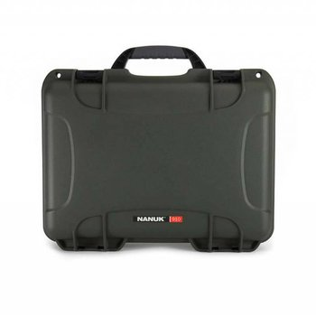 Nanuk Nanuk Case with Foam Black 910