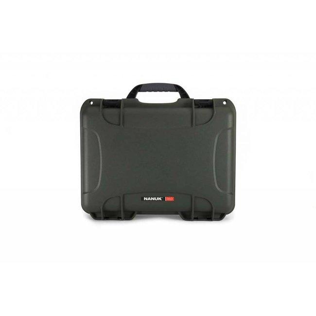 Nanuk Case with Foam Black 910