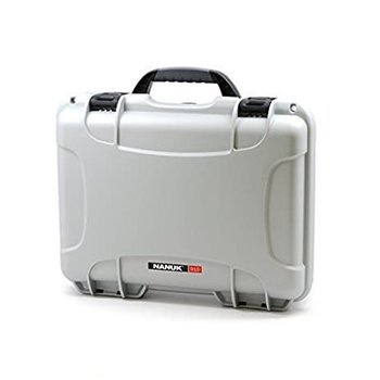 Nanuk Nanuk Case with Foam Silver 910