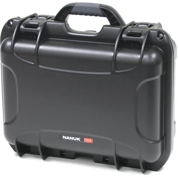 Nanuk Nanuk Case with Foam Black 915