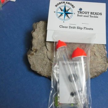 North Shore North Shore Tackle Bags of 2 Float kits  8g/8g small  Inline spinner large of 1
