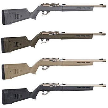 Magpul Magpul MAG760-BLK: Hunter X-22 Takedown Stock - Ruger 10/22 Takedown - Black