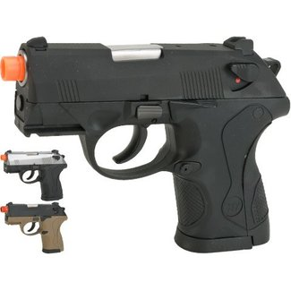 WE Bulldog Compact Airgun Black