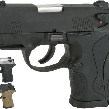 we WE Bulldog Compact Airgun Black