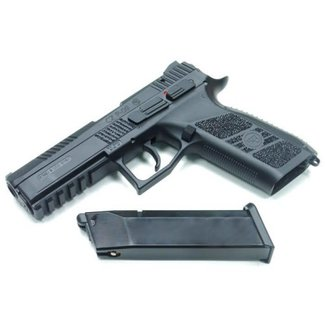 KJ Works  CZ P-09 airsoft gun-CO2 Version