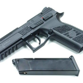 KJ WORKS KJ Works  CZ P-09 airsoft gun-CO2 Version