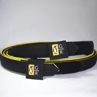 Guga Ribas Guga Ribas Competition Belt 36-39in(120cm) Yellow