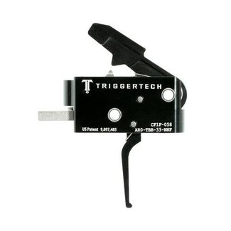 Trigger Tech AR15 Competitive 3.5lb fixed straight stainless