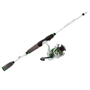 Lew's Lews Fishing M13069MFS Mach 1 Speed Spinning Combo, 6'9''