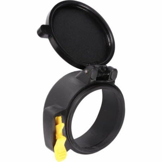 Butler Creek Multiflex Flip-Size 09-10 Open Eyepiece Scope Cover,