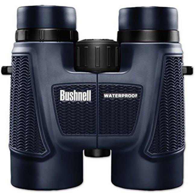 Bushnell H2O 10 x 42-mm, Waterproof/Fogproof Roof Prism Binocular,  Black