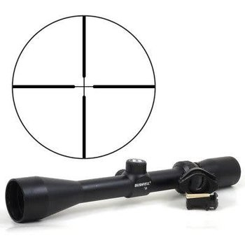 Bushnell Bushnell 3-9x40mm Trophy Multi X Reticle Rifle Scopes Hunting 753960