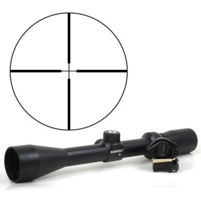 Bushnell 3-9x40mm Trophy Multi X Reticle Rifle Scopes Hunting 753960