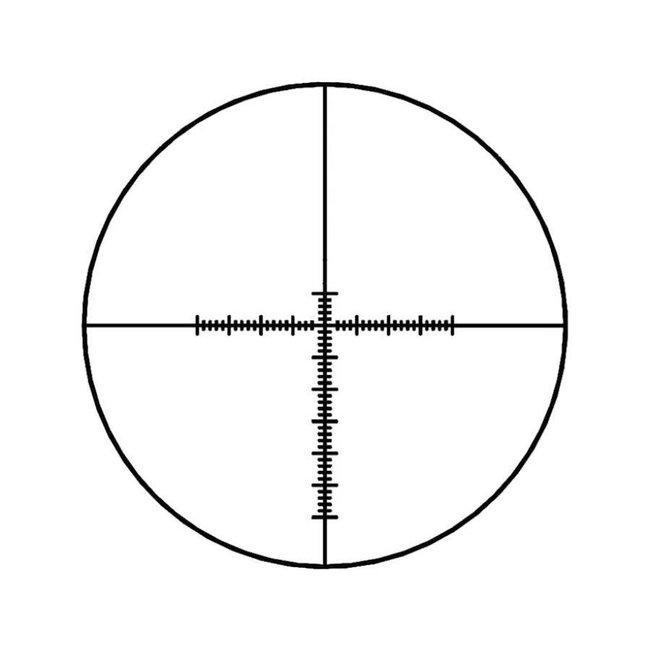 Bushnell Engage Rifle Scope 30mm Tube 6-24x 50mm 1/8 MOA Adjustments TLT Turrets Side Focus Deploy MOA Reticle Matte REN62450DG