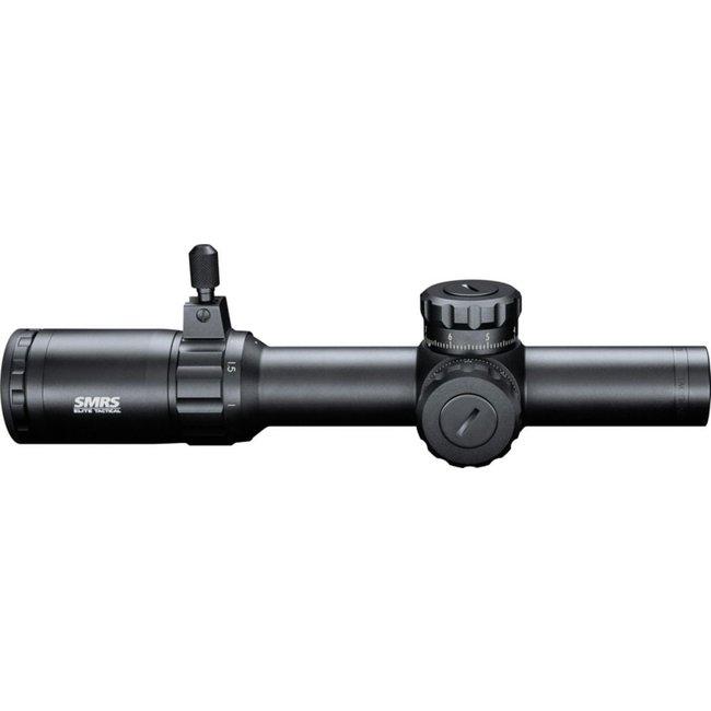 Bushnell Elite Tactical SMRS 1-6.5x 24mm, Illum. SFP BTR-2 et1626