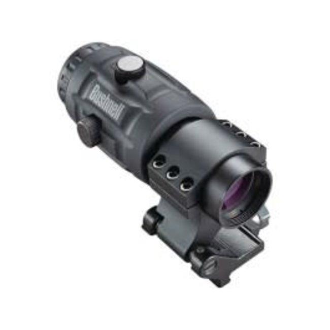 Bushnell AR Optics 3x Magnifier with Mount Matte AR731304