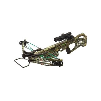 PSE 2018 PSE Mossy Oak Country Camo Fang 330fps LT Crossbow Package