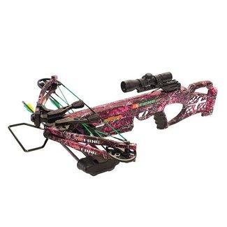 PSE 2018 PSE Muddy Girl Fang 330fps LT Crossbow Package