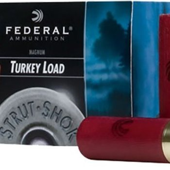 Federal FEDERAL STRT SHK 12GA 3'' #5 1 7/8 oz  Magnum Turkey Load 1210 FPS
