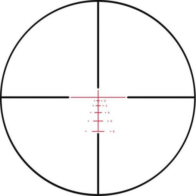 Bushnell 2.5-15x50 Trophy Xtreme SF Riflescope (DOA LR600i Illuminated Reticle)