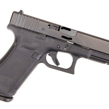 Glock Glock 17 Gen 4 Pistol 9mm 4.5in 10rd Black USA