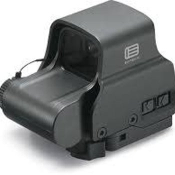 eotech EOTech EXPS2-0 Holographic Weapon Sight 68 MOA Circle with 1 MOA Dot Reticle Matte CR123 Battery