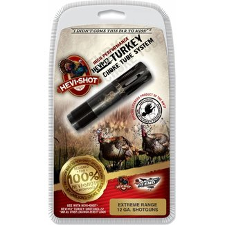HEVI-Shot 12 Gauge Extreme Range Browning Invector Plus Turkey Choke Tube Stainless Steel 450126