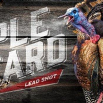 Hevi-Shot Triple Beard Turkey Ammunition 12 Gauge 3'' 1-3/4 oz #5, #6, & #7 Shot Box of 10