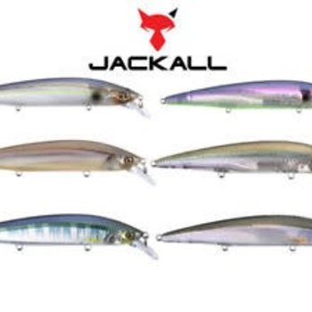 jackall Shimano Rerange 110 RT Minnow with hook