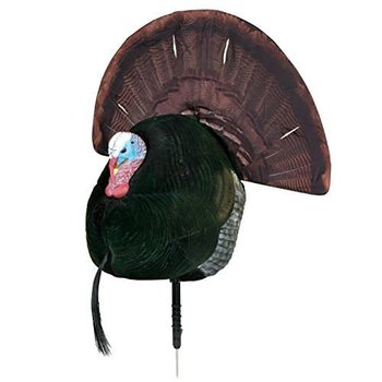 Flambeau Turkey Master Series Flocked King Strut Decoy