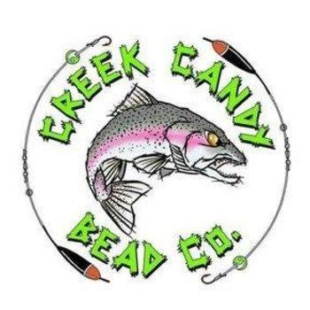 Creek Candy Creek Candy #206 Killer Kiwi 8mm