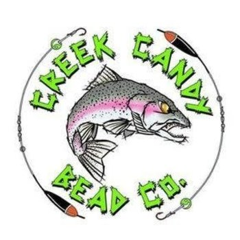 Creek Candy Creek Candy #212 Toxic Lime 8mm