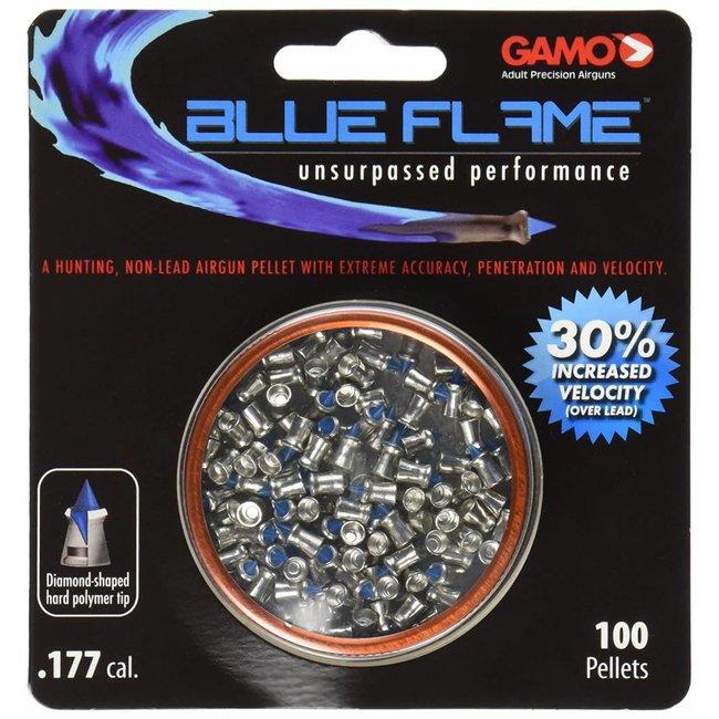 Blue Flame Pellets .177 Caliber 100 per pack