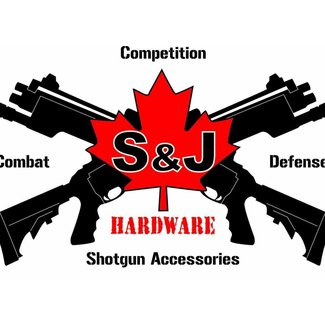 S&J hardware shotgun mags tube clamp  with rail