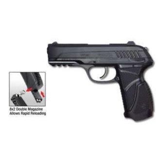 Gamo pt-85 blowback semi-auto co2 pellet pistol
