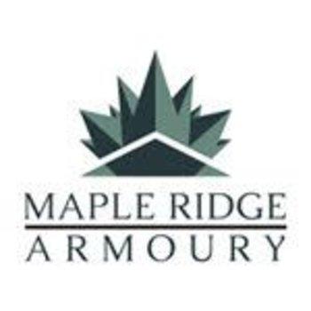maple ridge armoury Maple Ridge Armoury Guardian Series18.6'', Mid-Length Gas, SPR, Straight Fluted 223 Wylde, 1:8 twist, QPQ Black Nitride
