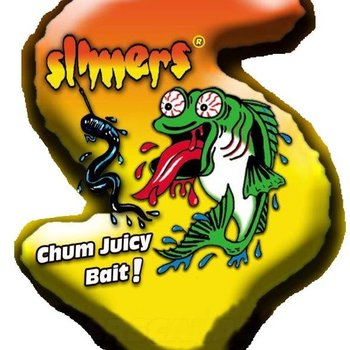 Slimers canada Slimer's 3'' BLACK GRUB/LEECH 3BLKGL30 30/cap