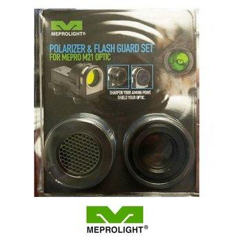Meprolight Meprolight M21 Polarizer & Flash Guard Kit