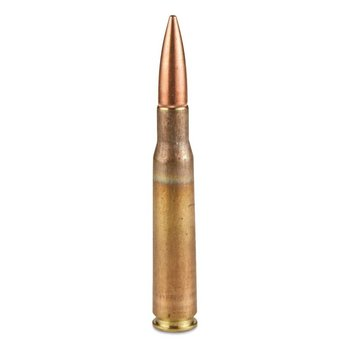 American Eagle One round of AE .50 BMG 660GR FMJ XM33 single