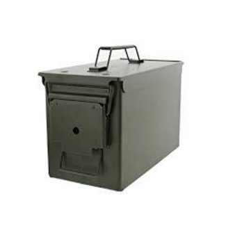 Metal Ammo case
