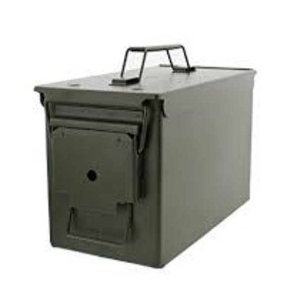 Metal Ammo case